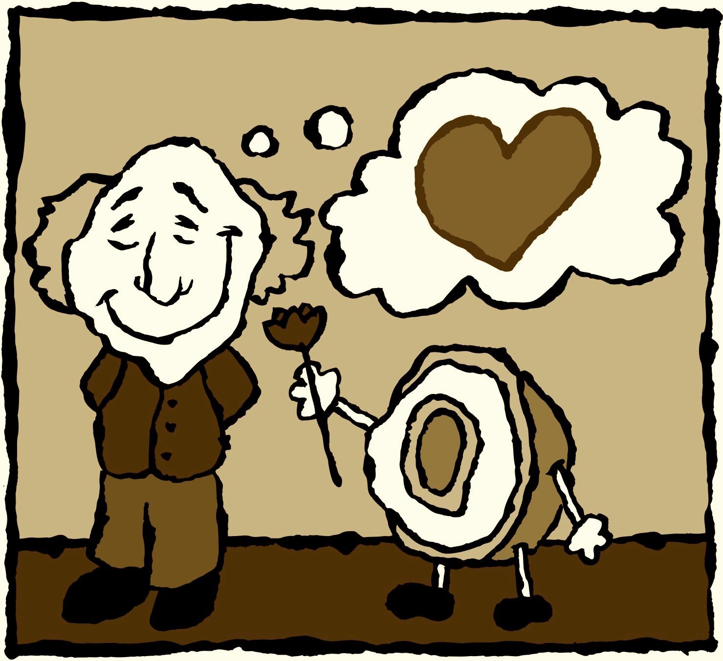 sepia bagel love.jpg